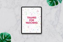 10 instagram wedding template set Product Image 5