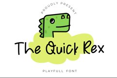 The Quick Rex Product Image 1