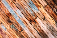 Rustic wooden backgrounds set Product Image 5