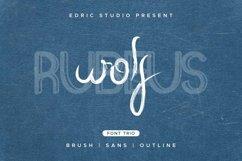 Wolf Rubeus Product Image 2
