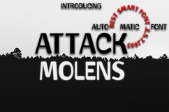 Attack molens Product Image 1