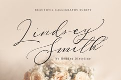 Lindsey Smith Script Product Image 6