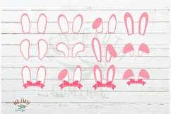 HUGE Easter bundle SVG, Easter bunny,rabbit ears,ester eggs Product Image 3