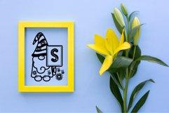 Monogram Spring Gnome Product Image 5