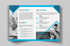 Business Bifold Brochure Template Product Image 2