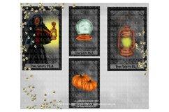 Halloween Clip art Witch Clip Art Pumpkin Clipart Product Image 6