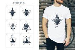 Nordicus. 60 Creative Logos Product Image 6