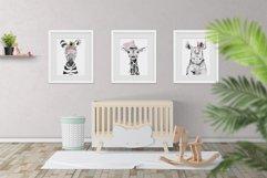 SAFARI BABIES watercolor set Product Image 2