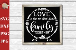 Family quotes svg bundle, Family sayings, Farmhouse signs Product Image 3