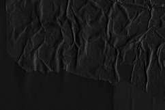 Black Paper Collage Textures Product Image 3