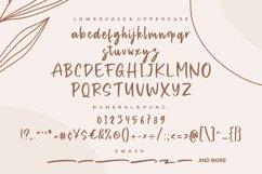 Garry Shelby Stylish Handwritten Product Image 4