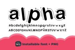 Artsy Regular Alphabet Tracing - Fonts for Teachers Product Image 5
