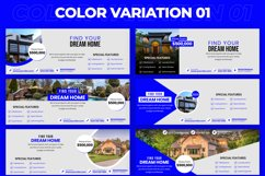 Real Estate 10 Facebook Cover Product Image 2