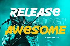 Mosscave Typeface Product Image 6