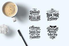 Lettering Motivational Quotes SVG Bundle Vol 3 Product Image 2