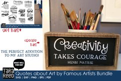 Quotes about Art by Artists Bundle Product Image 4