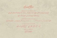 Web Font Garetha - Beauty Handwritten Font Product Image 2