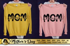 Mothers Day SVG Mom SVg Mama SVG Mom I love you SVG Product Image 6