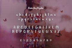 Web Font Butterflies Product Image 2
