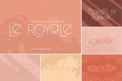 The Elegant Font Bundle - Vol 01 Product Image 3