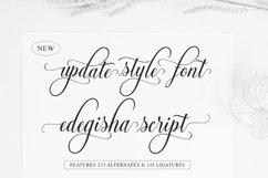 Edegisha Script Product Image 2