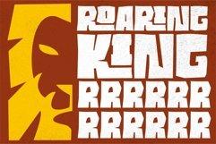 Roaring Jungle //RETRO FONT// Product Image 6