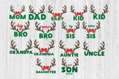 Christmas Family Matching tee svgs, Christmas svg bundle Product Image 3