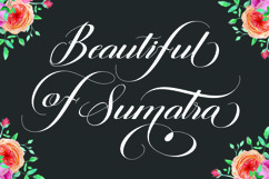 Thasyalina Script Product Image 2