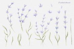 "Watercolor Set ""Lavender"" Product Image 3"