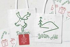 ChristmasThing Font Product Image 5