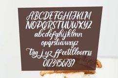 Web Font Sugar Biscuits - Handlettered Font Product Image 4