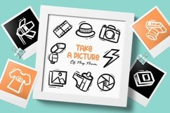 PhotographyDoodle Font Product Image 3