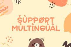 Bear Cuties - Cute Display Font Product Image 2