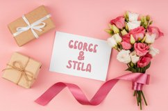 Flower - Quirky Display Font Product Image 4