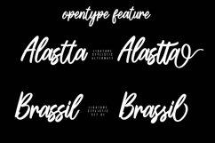 Bollifia Handwritten Script Font Product Image 2