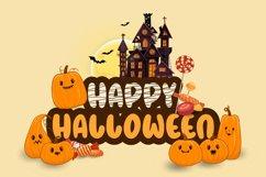 Mummy Cutenes - Halloween Font Product Image 2
