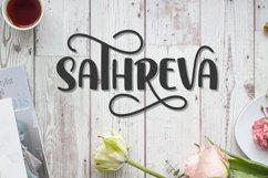 Athera Charlote Font Product Image 2