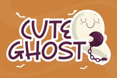 Ghosty Trick - Halloween Font Product Image 2