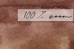 Hand drawn brown Watercolor Background Product Image 3