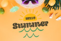 Groovy Summer Font Product Image 3