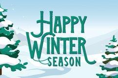 Winter Bear Font Product Image 2