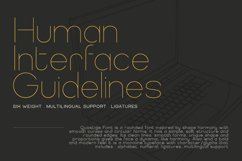 QUOSTIGE ROUNDED SANS SERIF FAMILY version 2.0 Product Image 2