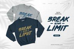 Brazite - A Graffiti Brush Font Product Image 4