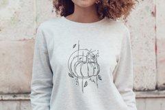 Pumpkin svg Product Image 1