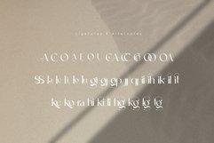 Leky Calgria Elegant Serif Product Image 2