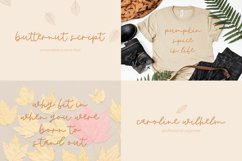 The Fall Font Bundle Product Image 6