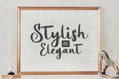 Basilia Font Product Image 4