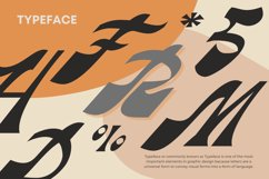 Rageside Font Product Image 2