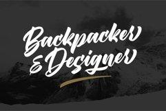 Billbreak - Bold Script Product Image 4
