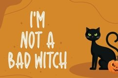 Tricky Swash - Halloween Font Product Image 2